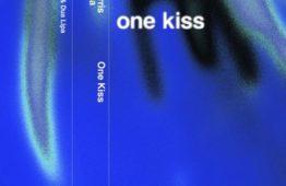 UK SINGLES: N.ro 1 <br>CALVIN HARRIS & DUA LIPA – One Kiss