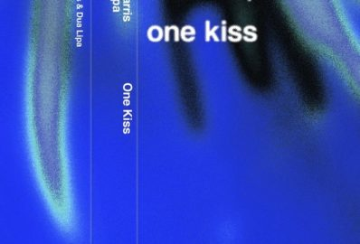 UK SINGLES: N.ro 1 <br>CALVIN HARRIS & DUA LIPA – One Kiss