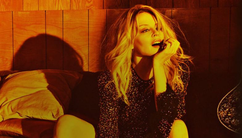KYLIE MINOGUE in Italia a novembre
