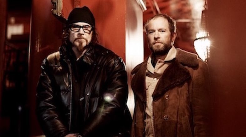"Mark Lanegan & Duke Garwood nuovo album ""With Animals"""