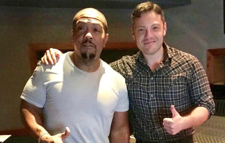 Tiziano Ferro con Timbaland  per il nuovo disco
