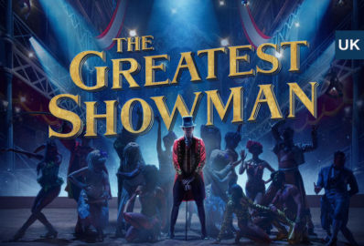 UK ALBUM: N.ro 1 <br> AA.VV – The Greatest Showman