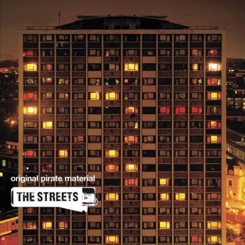 THE STREETS <br> Original Pirate Material