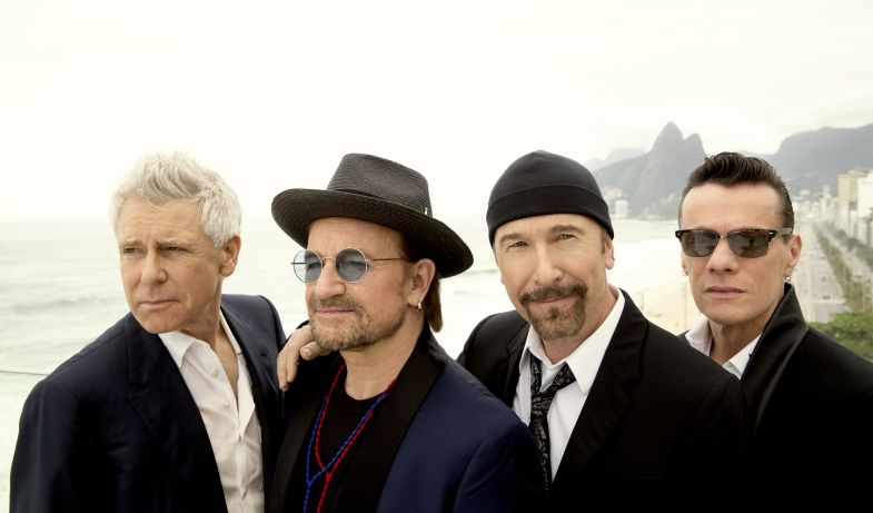 Video: U2- Love Is Bigger Than Anything in Its Way