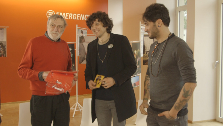 Musica per Emergency su Zelig Tv