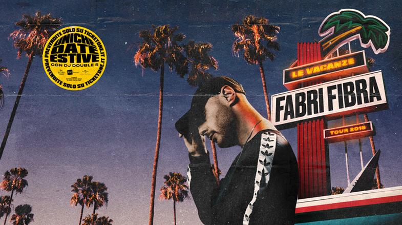 FABRI FIBRA: torna live con LE VACANZE TOUR!