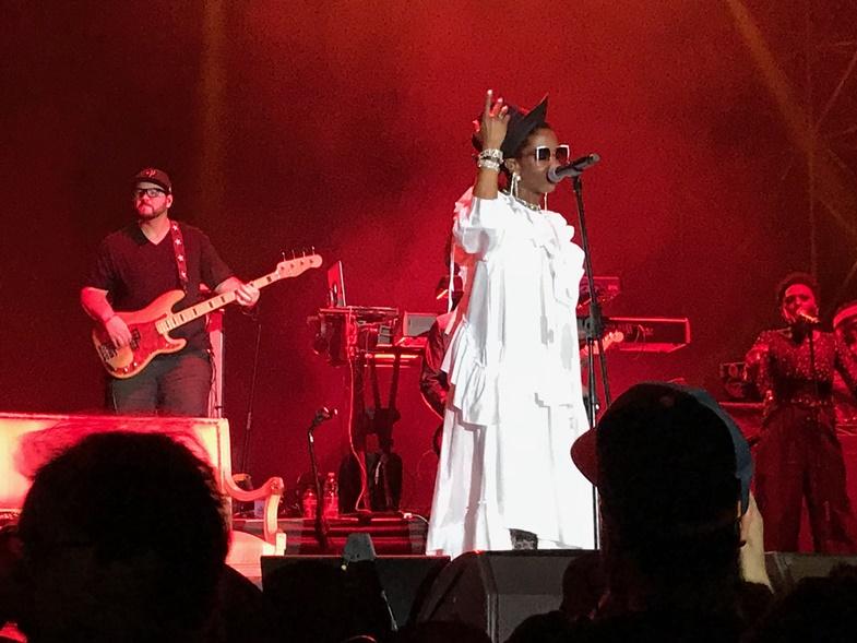 Live Report: Lauryn Hill <br> Parma, 22 giugno 2018