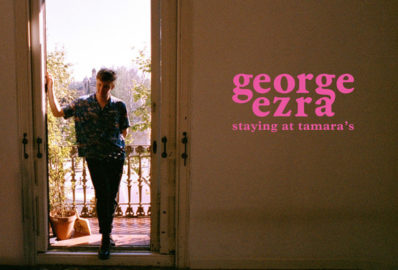 UK SINGLES: N.ro 1 <br>GEORGE EZRA – Shotgun