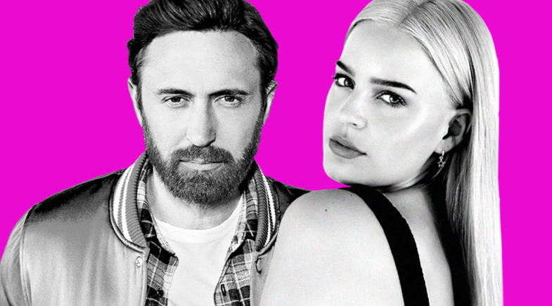"David Guetta con  Anne-Marie per ""Don't Leave Me Alone"""
