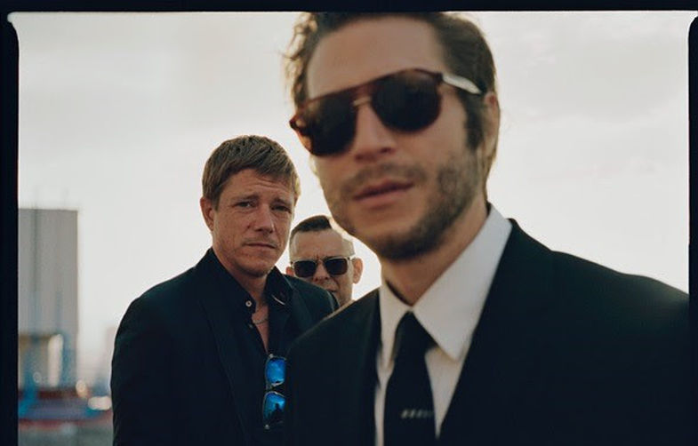 "Video: INTERPOL ""The Rover"""