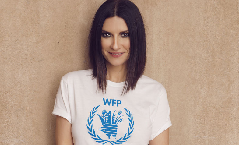 LAURA PAUSINI Goodwill Ambassador del World Food Programme