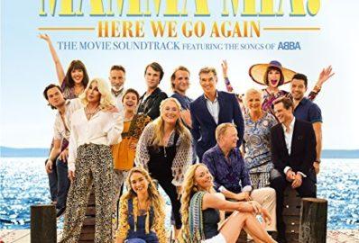 UK ALBUM: N.ro 1 <br> AA.VV – Mamma Mia! Here We Go Again (Original Soundtrack)
