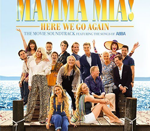 UK ALBUM: N.ro 1 <br> AA.VV – Mamma Mia! Here We Go Again (Original Soundtrack)
