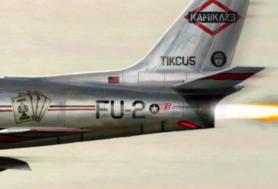 UK ALBUM: N.ro 1 <br> EMINEM – Kamikaze