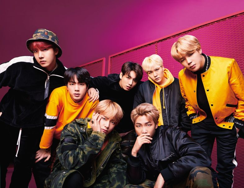 "BTS esce il disco ""FACE YOURSELF"""