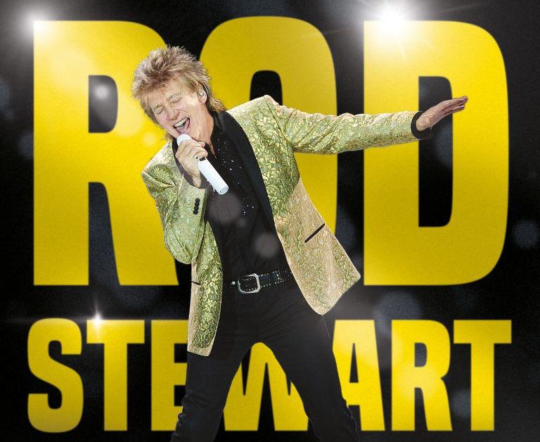 ROD STEWART: ritorna con un singolo e fine settembre il nuovo album
