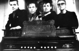 "BAUHAUS: in occasione dei 40 anni di carriera annunciano ""The Bela Session"""