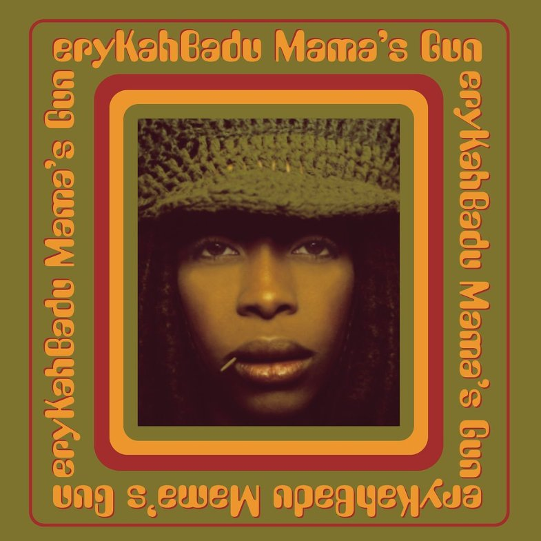 ERYKAH BADU <br>Mama's Gun