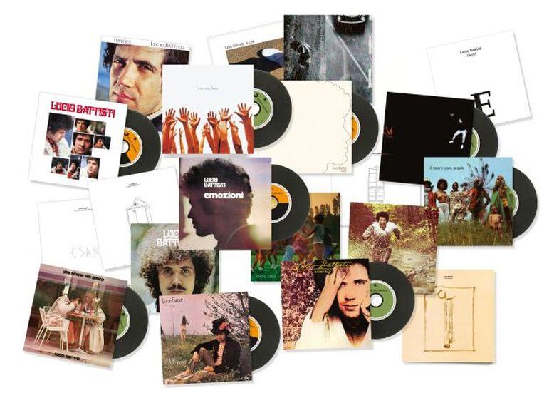 LUCIO BATTISTI: in occasione dei 20 anni della sua scomparsa tutti gli album rimasterizzati