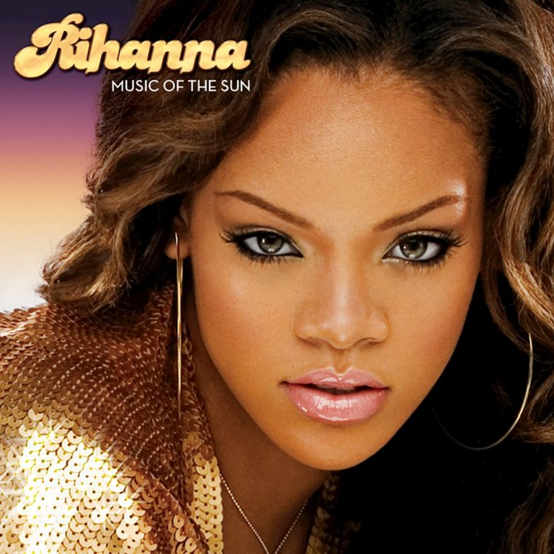 RIHANNA<br>Music of the sun