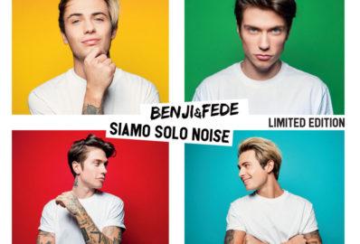 ITA ALBUM: N.ro 1 <br>BENJI & FEDE – Siamo solo noise limited edition