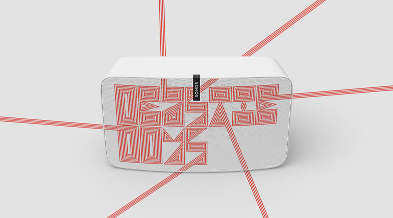 SONOS annuncia Sonos Play:5 Beastie Boys edition