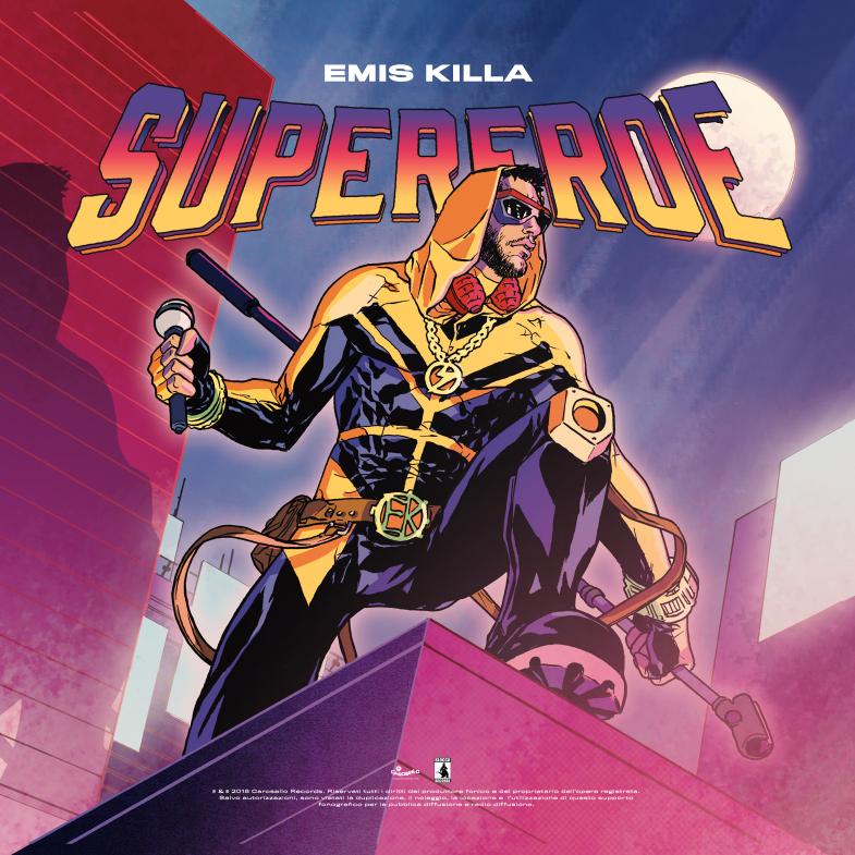 EMIS KILLA – Supereroe