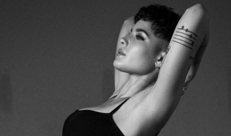 "HALSEY il nuovo singolo ""Without Me"""