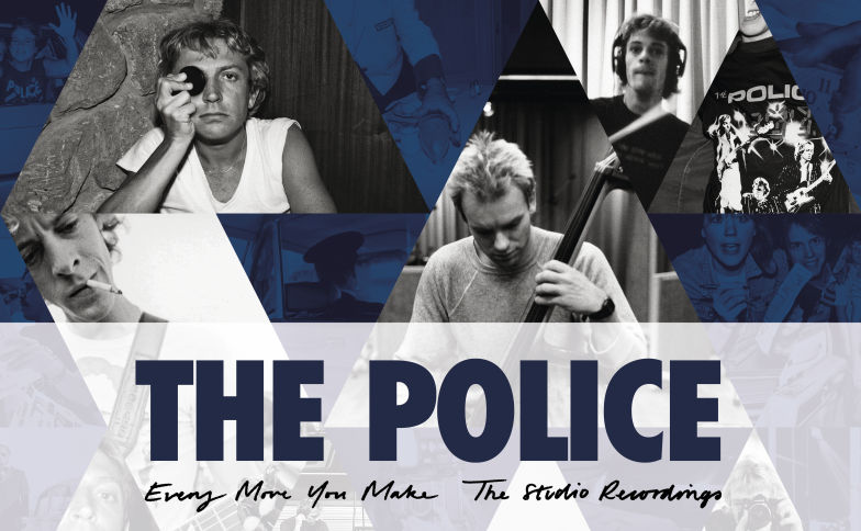 THE POLICE – Every Move You Make  6 VINYL BOX