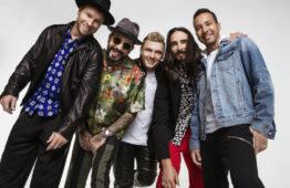 BACKSTREET BOYS: live dopo 18 anni il 15 maggio a Milano