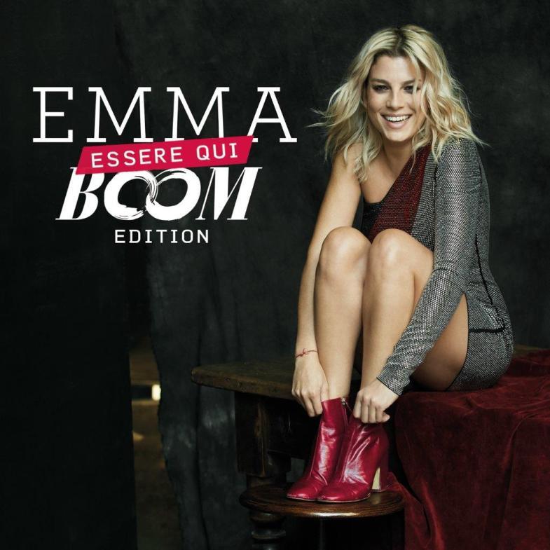 EMMA – Essere qui BooM edition