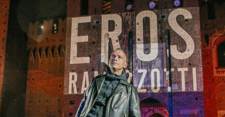 Innarrestabile il Il VITA CE N'È WORLD TOUR di Eros Ramazzotti