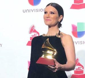 LAURA PAUSINI trionfa ai Latin Grammy Award 2018