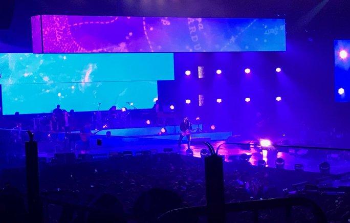 Live Report: Cesare Cremonini<br> Bologna, 27 novembre 2018