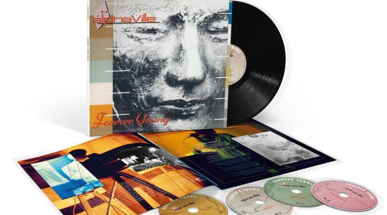 ALPHAVILLE: rimasterizzato Forever Young