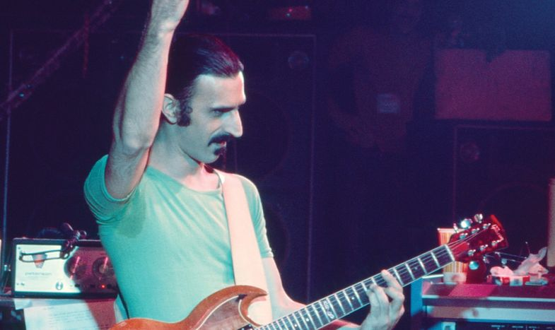 "FRANK ZAPPA: ""Zappa in New York"" 40th Anniversary"""