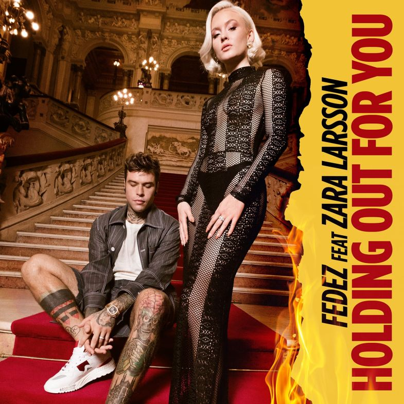 Video: FEDEZ feat. ft. ZARA LARSSON – Holding out for You