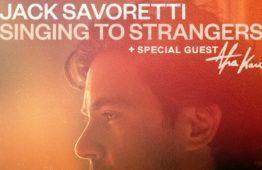 JACK SAVORETTI in tour da aprile con special guest Afra Kane