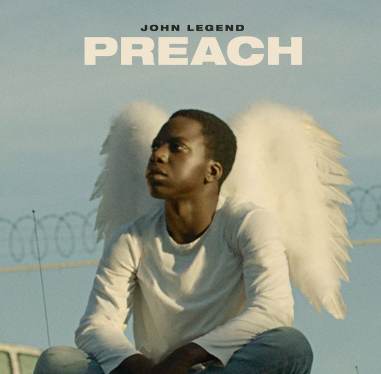Video e Testo: JOHN LEGEND – Preach