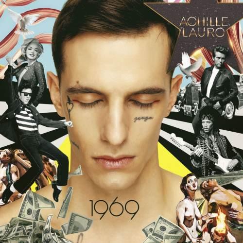 """ACHILLE LAURO: """"1969"""" è il mio nuovo disco"""