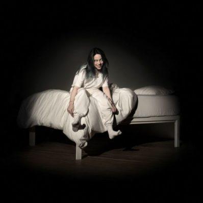 UK ALBUM: N.ro 1 <br>BILLIE EILISH – When We All Fall Asleep Where Do We Go Billie Elish
