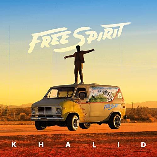 USA ALBUM: N.ro 1 <BR>KHALID – Free Spirit