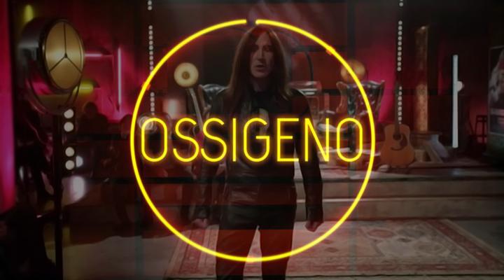 """OSSIGENO"" di MANUEL AGNELLI torna in tv"