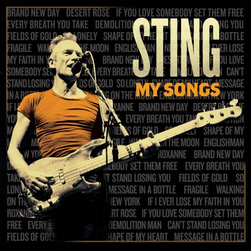 Recensione: STING – My Songs