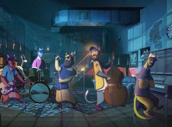 Video: TAKAGI & KETRA  Featuring TOMMASO PARADISO, JOVANOTTI, CALCUTTA – La Luna e la gatta