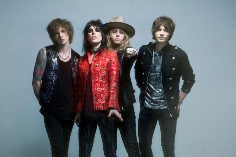 THE STRUTS lo spirito rock and roll in formato live