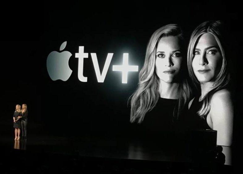 Report: la presentazione Apple TV+ a Cupertino