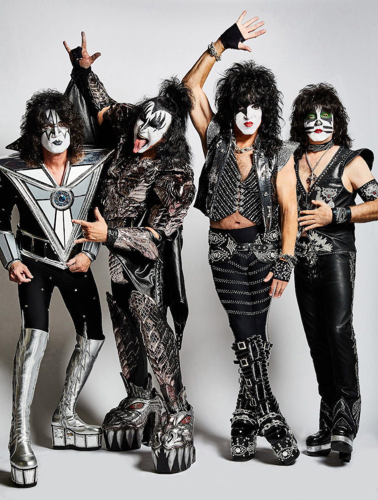 KISS: End of the Road World Tour a luglio in Italia