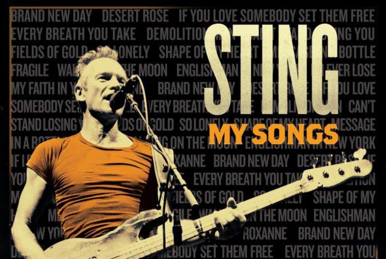 """STING: nuova tappa italiana del """"My Songs Tour"""" il 29 ottobre"""
