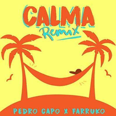 ITA SINGOLI: N.ro 1 <br>PEDRO CAPÓ FEAT. FARRUKO – Calma Remix